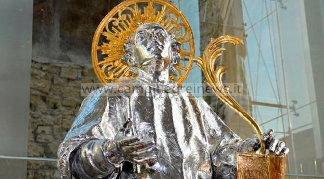 Pozzuoli in festa, la città festeggia quest'oggi San Procolo