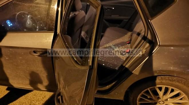 """FUSARO/ Ladri scatenati, rompono i finestrini e """"ripuliscono"""" le auto nel parcheggio della Casina Vanvitelliana"""