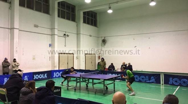 TENNISTAVOLO/ Troppo forte Prato per Pozzuoli, i toscani vincono 5-1
