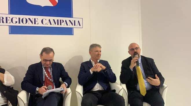"""Presentato il cartellone di eventi """"Campi Flegrei Active"""" alla Bit di Milano - LE FOTO"""