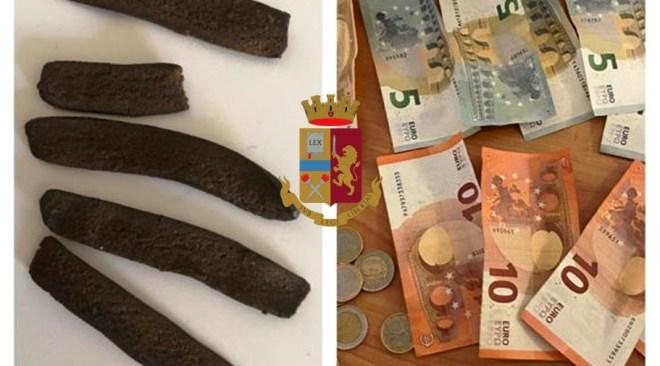 PIANURA/ Arrestato pusher 19enne mentre vendeva una dose ad un coetaneo