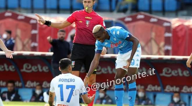 CALCIO|Il Napoli travolge l'Atalanta in una gara sportiva e corretta
