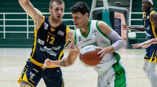 Basket – Virtus Pozzuoli trema  contro la Luiss Roma, ma poi si impone 73-65