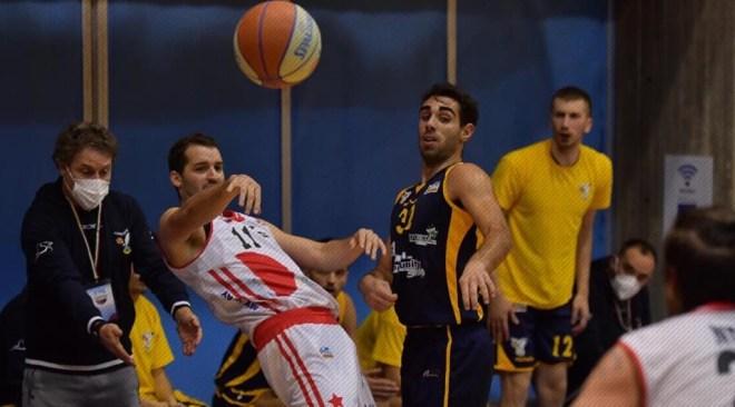 Basket | La Virtus perde il recupero contro Rieti