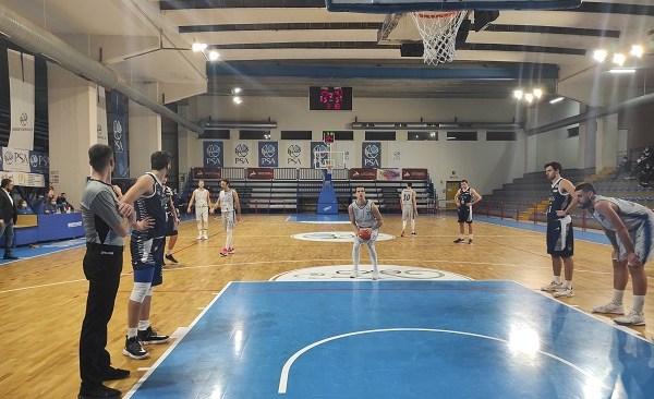Basket, la PSA Sant'Antimo si arrende alla Luiss Roma