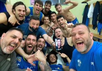 Basket, la Geko Sant'Antimo parte da Fabriano per vincere i playoff di serie B
