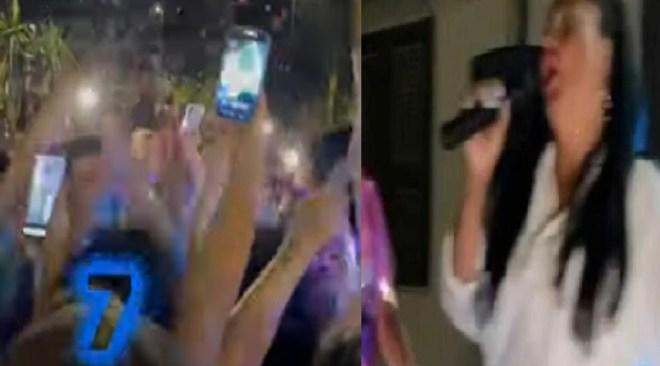Feste al Rione Toiano, sanzioni e denuncia penale per una cantante