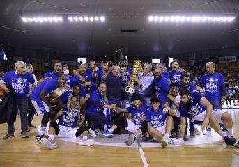 Basket| La GeVi Napoli sconfigge Udine ai playoff e guadagna l'A1