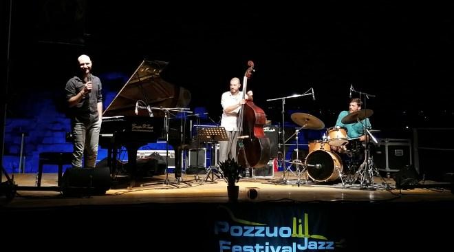 PJF, il trio Blaiotta incanta il parterre della Città bassa di Cuma