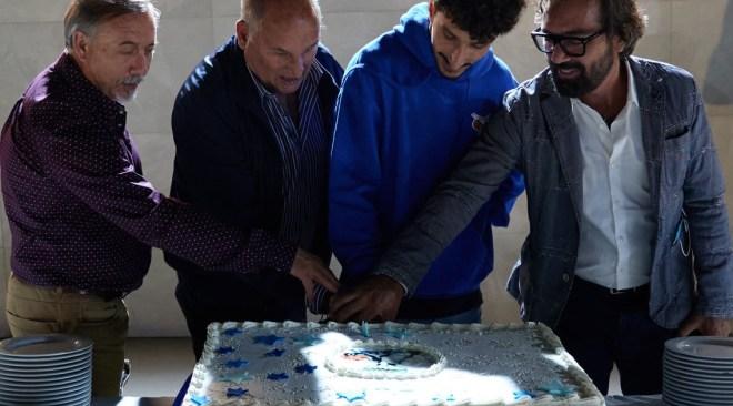 BASKET| La Virtus Pozzuoli è stata presentata ufficialmente al Lido Varca D'Oro