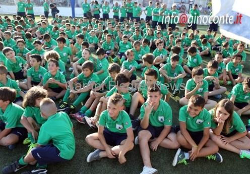 Monteruscello Calcio, è festa grande per i 25 anni con i 500 campioncini