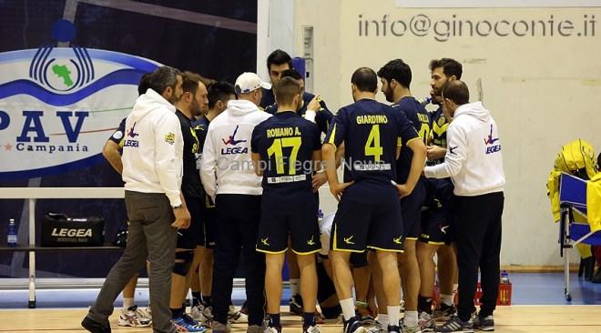 Un Rione Terra Pozzuoli Volley rabberciato si arrende alla capolista Pomigliano!