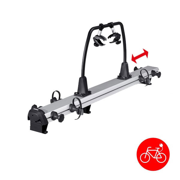 porte velos thule veloslide version garage