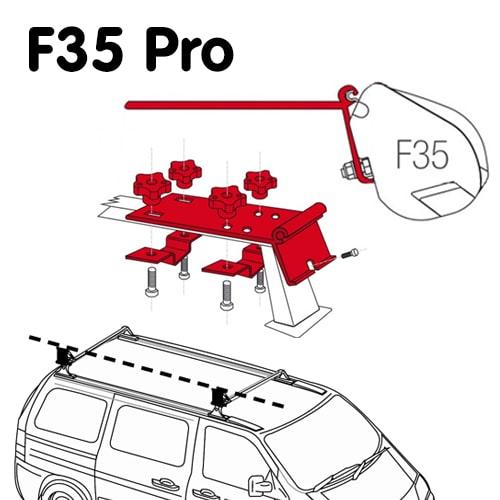 store fiamma f35 pro sur galerie de toit