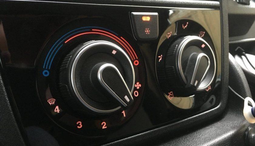 Weinsberg CaraBus 601 MQH Klimaanlage