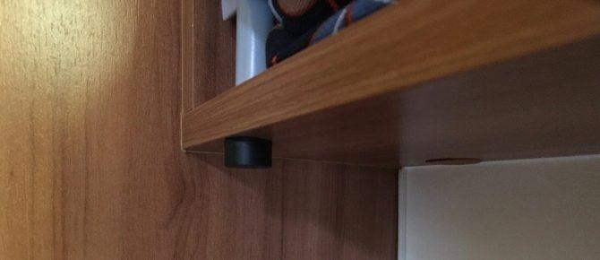 mit magneten mehr platz im bad schaffen camping family. Black Bedroom Furniture Sets. Home Design Ideas