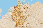 Viele kostenlose Stellplätze auf Google Maps
