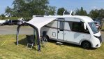 Aufblasbares Sonnensegel Sunshine Air Pro 300 von Kampa