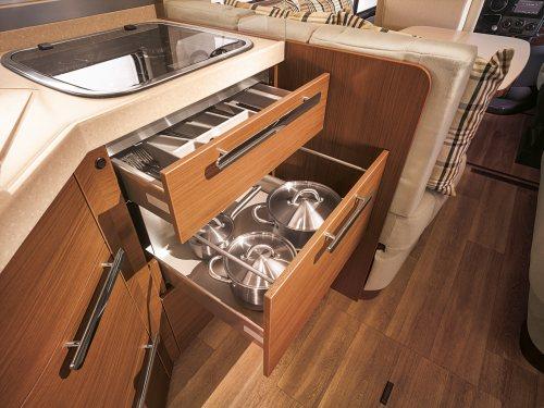 Kjøkken løsning i Flair modellen
