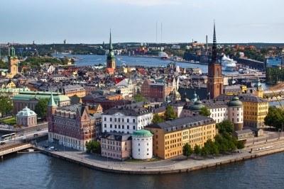 Lei bobil i Stockholm Sverige