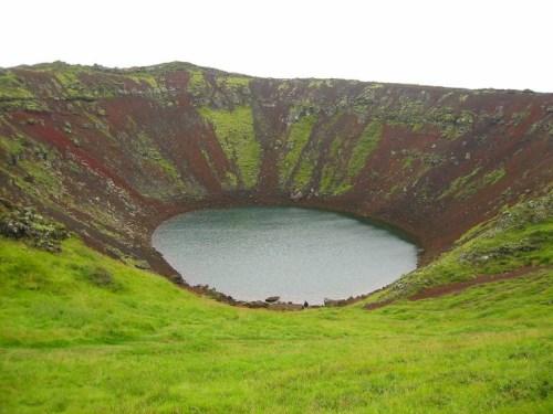 Reis på bobilferie til Island