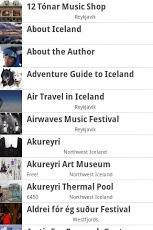 attraksjoner på Island