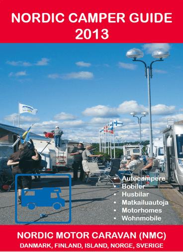 Bestill Nordic Camper Guide