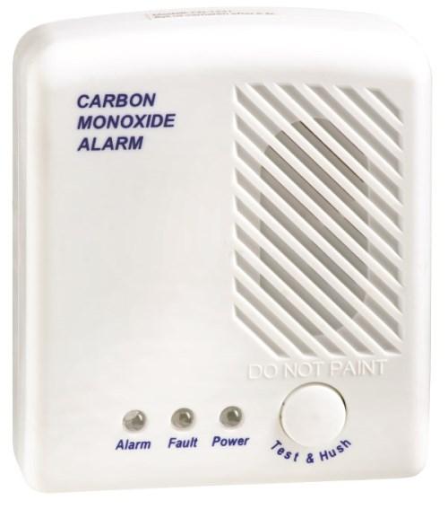 CO alarm til bobiler
