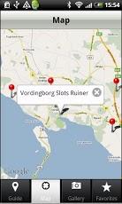Turist app for Danmark