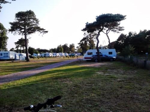 Balka Strand Familiecamping på Bornholm