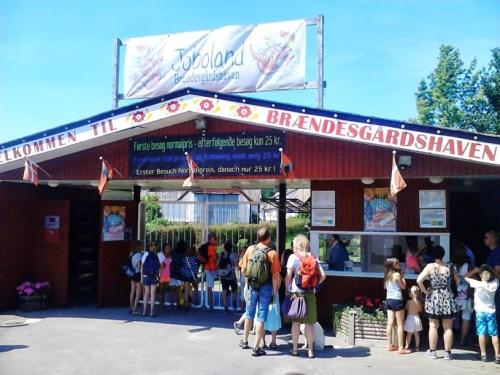 Bobilferie til Joboland på Bornholm