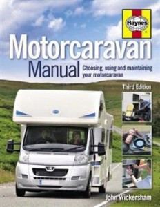 Engelsk bobilbok - Motorcaravan Manual