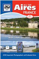 All the Aires France - bobilplasser i Frankrike