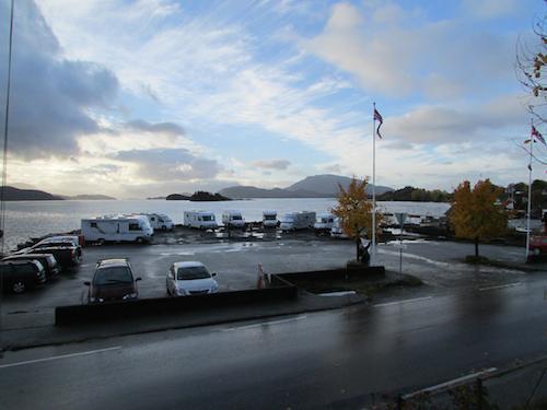 Melding om åpning av bubilhamna i Kvinnherad, Hordaland