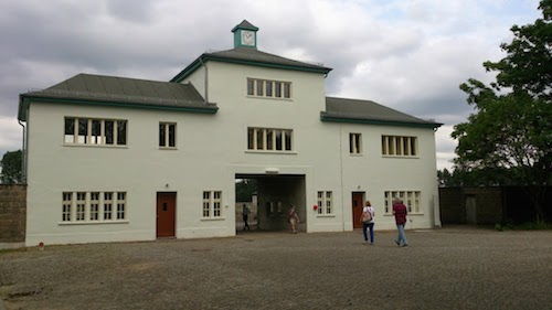 Konsentrasjonsleiren, Memorial and Museum Sachsenhausen