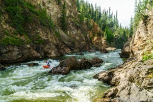 Tuya River (BC)