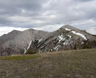 Mount Kerr – Marble Range Provincial Park