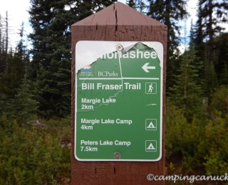 Bill Fraser Trail – Monashee Provincial Park