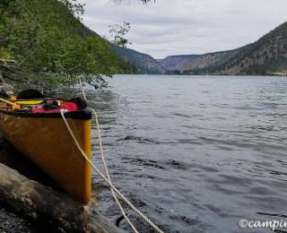 Pavilion Lake – Marble Canyon Provincial Park