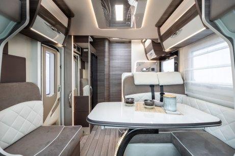 Au premier coup d'oeil, difficile de distinguer un camping-car équipé de la technologie TEC d'un autre plus classique.