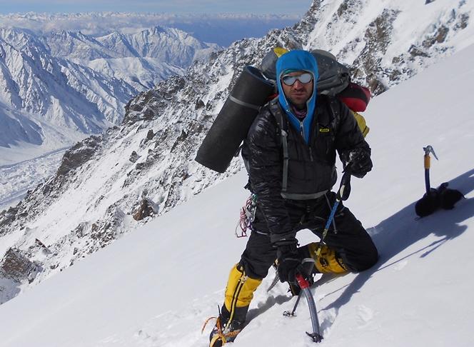 Daniele Nardi e Nanga Parbat cap.2: l'alpinista torna alla carica col Nanga Parbat Winter 2014
