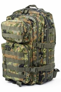 Mil-Tec Military Army Patrol Zaino da assalto 36l mil