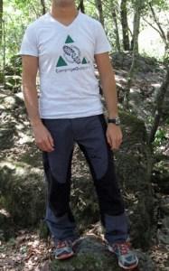 Pantaloni da trekking Black Canyon (3)