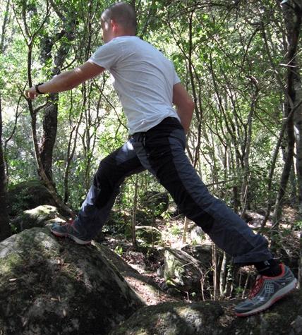 Pantaloni da trekking Black Canyon (7)