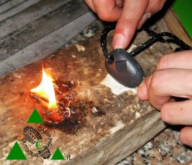 Acciarino Svedese FireSteel 2.0 Scout