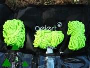 Kit di picchetti e accessori per tenda da campeggio Gelert.