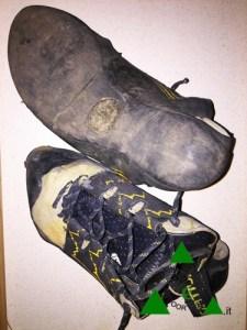 Scarpe da Arrampicata