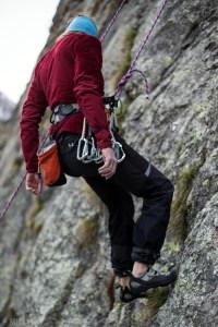 Pantaloni da alpinismo Ferrino Rothorn