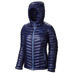 Piumino donna Mountain Hardwear Hooded Ghost Whisperer