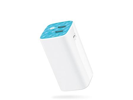 Power Bank Batteria Portatile TP-Link TL-PB 10400mAh batteria esterna da viaggio